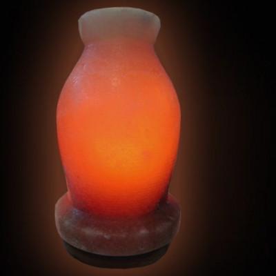 Солевая лампа Волна ZENET