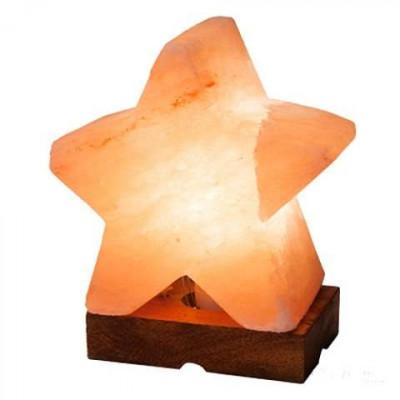 Солевая лампа Звезда