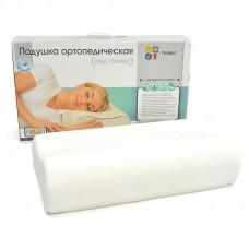 Подушка ортопедическая с эффектом пямяти ТОП-117