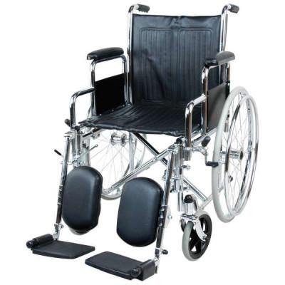 Кресло-коляска для инвалидов с регул. подножками Barry В-4