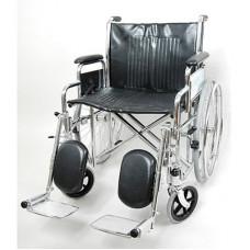Кресло-коляска для инвалидов с регул. подножками прокат