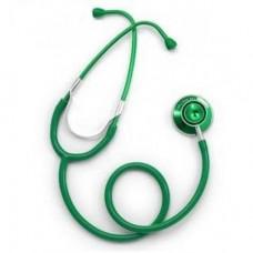 Стетоскоп с двусторонней головкой LD Prof-I (зеленый)